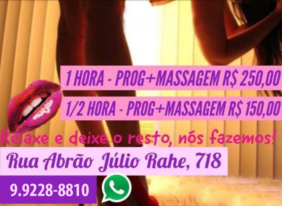 Acompanhante Campo Grande   Elyte -Massagens a partir de 100,00